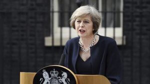 Theresa May gives speech on Mental Health reforms